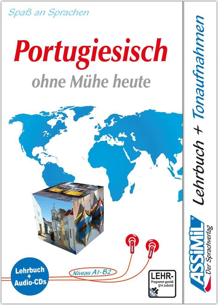 ASSiMiL Portugiesisch ohne Mühe heute - Audio-Sprachkurs als Buch (gebunden)
