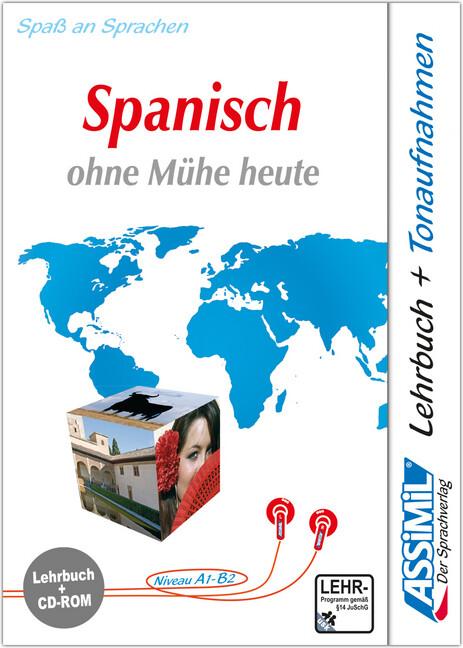 ASSiMiL Spanisch ohne Mühe heute - PC-Sprachkurs - Niveau A1-B2 als Software