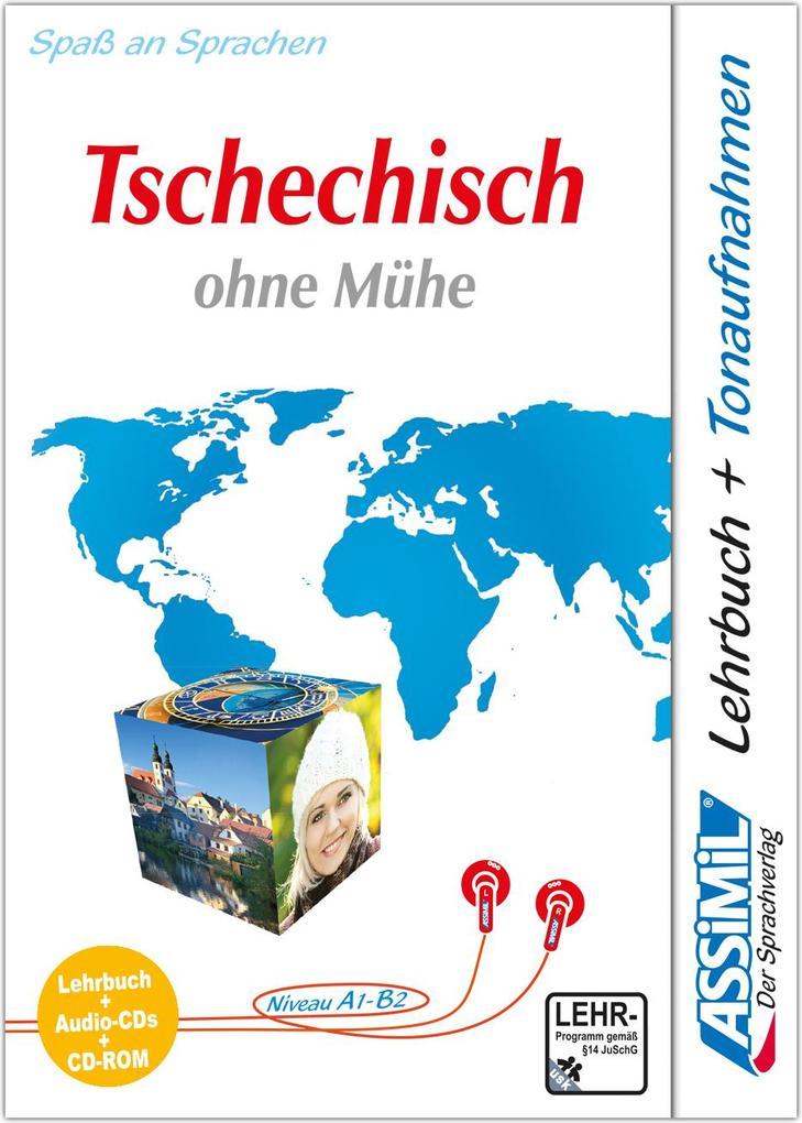 ASSiMiL Selbstlernkurs für Deutsche / Assimil Tschechisch ohne Mühe als Software