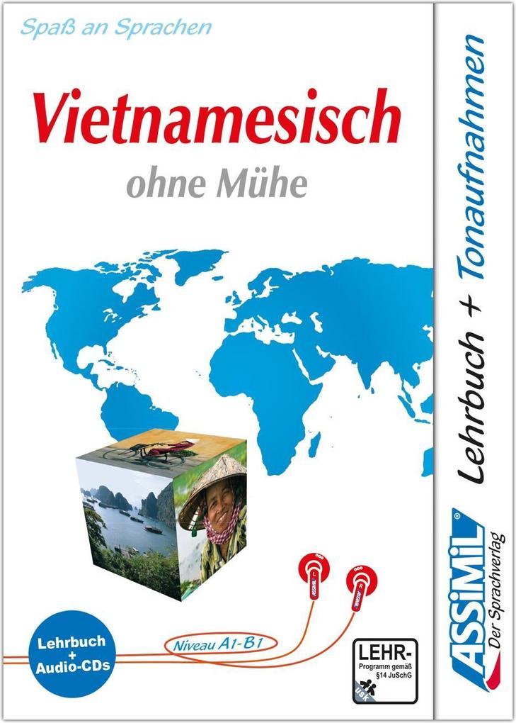 ASSiMiL Vietnamesisch ohne Mühe. Lehrbuch (Niveau A1 - B1) + 4 Audio-CDs als Buch