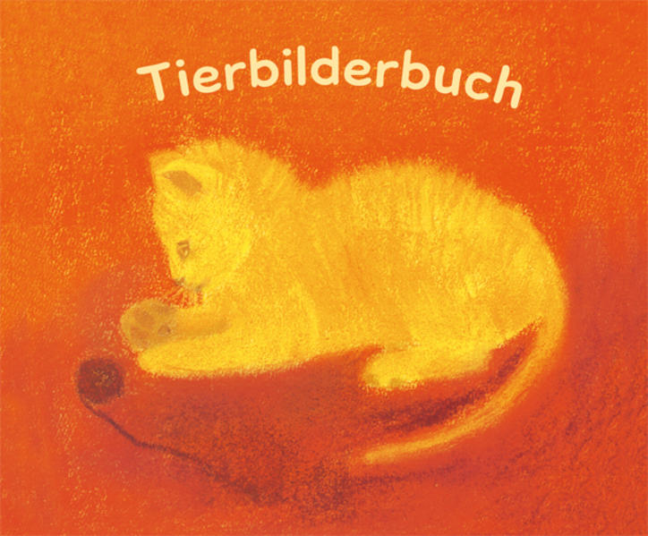 Tierbilderbuch als Buch (gebunden)