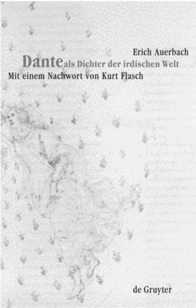 Dante als Dichter der irdischen Welt als Buch (kartoniert)