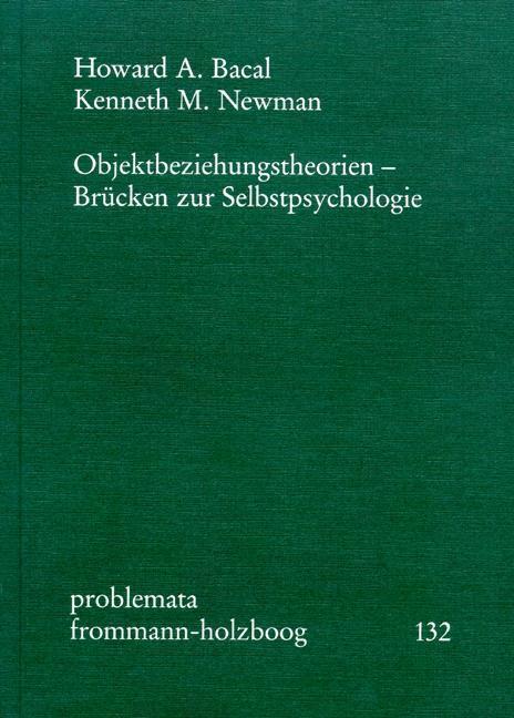 Objektbeziehungstheorien als Buch (kartoniert)