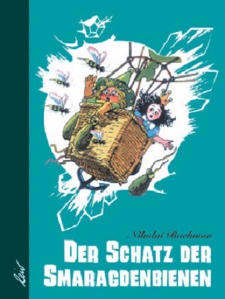 Der Schatz der Smaragdbienen als Buch (gebunden)