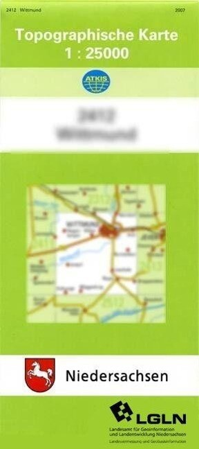 Bad Bentheim 1 : 25 000. (TK 3608/N) als Blätter und Karten
