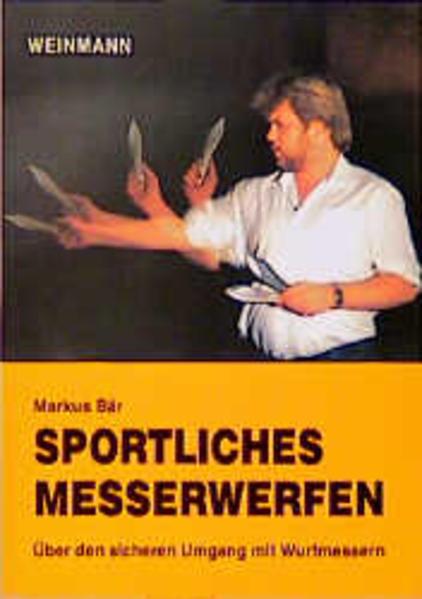 Sportliches Messerwerfen als Buch (kartoniert)