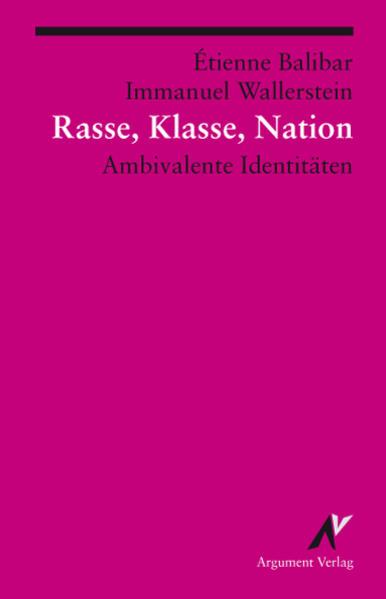 Rasse, Klasse, Nation als Buch (kartoniert)