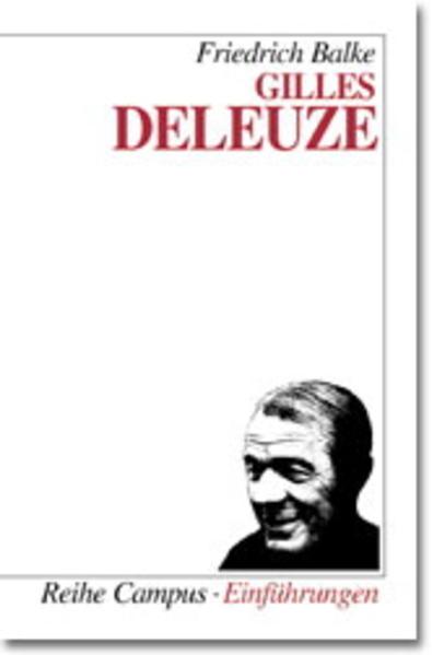 Gilles Deleuze als Buch (kartoniert)