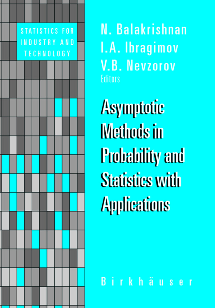 Asymptotic Methods in Probability and Statistics with Applications als Buch (gebunden)