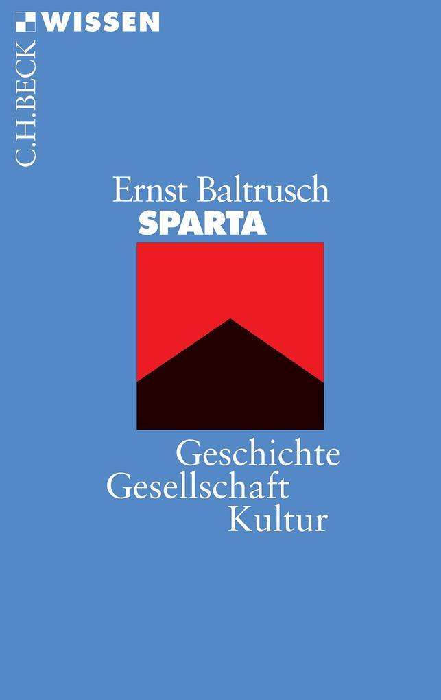 Sparta als Taschenbuch
