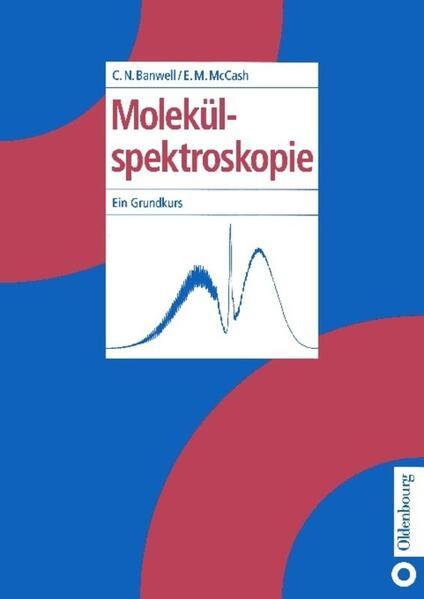 Molekülspektroskopie als Buch (kartoniert)