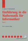 Einführung in die Mathematik für Informatiker