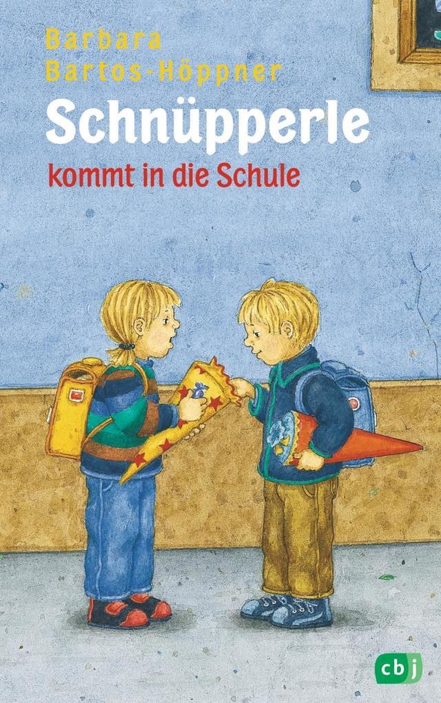 Schnüpperle kommt in die Schule als Buch