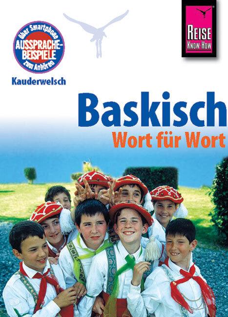 Baskisch Wort für Wort. Kauderwelsch als Buch (kartoniert)