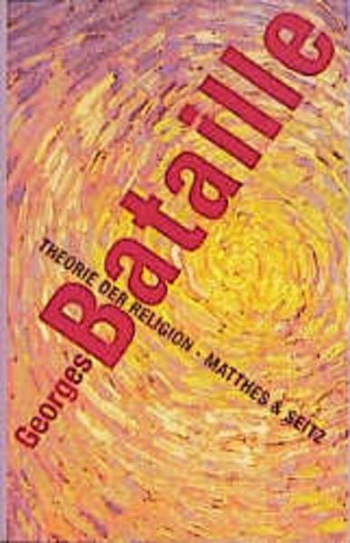 Theorie der Religion als Buch (gebunden)