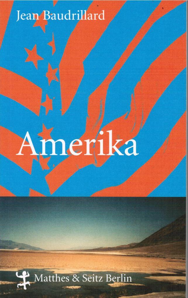 Amerika als Buch (kartoniert)