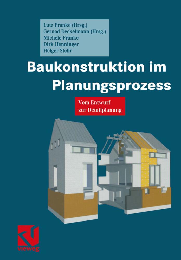Baukonstruktion im Planungsprozess als Buch (kartoniert)