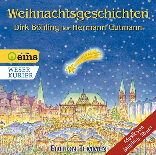 Weihnachtsgeschichten als Hörbuch CD