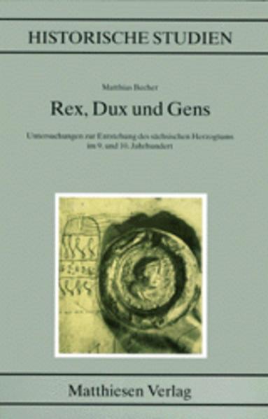 Rex, Dux und Gens als Buch (kartoniert)