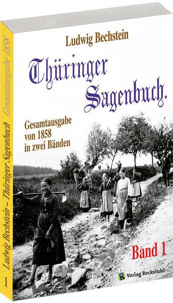 Thüringer Sagenbuch 1 als Buch (kartoniert)