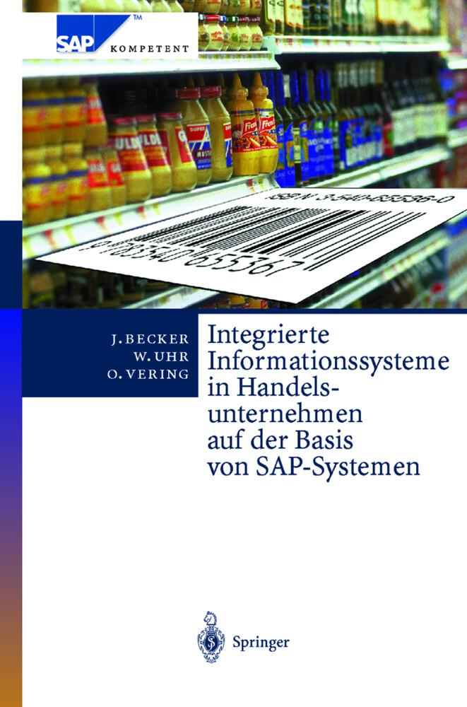 Integrierte Informationssysteme in Handelsunternehmen auf der Basis von SAP-Systemen als Buch (gebunden)