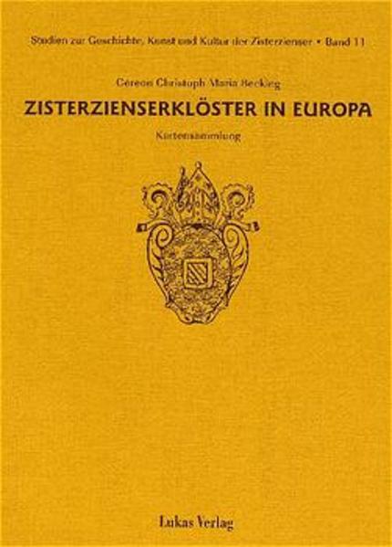 Zisterzienserklöster in Europa als Buch (kartoniert)