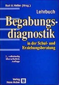 Begabungsdiagnostik in der Schul- und Erziehungsberatung als Buch (kartoniert)