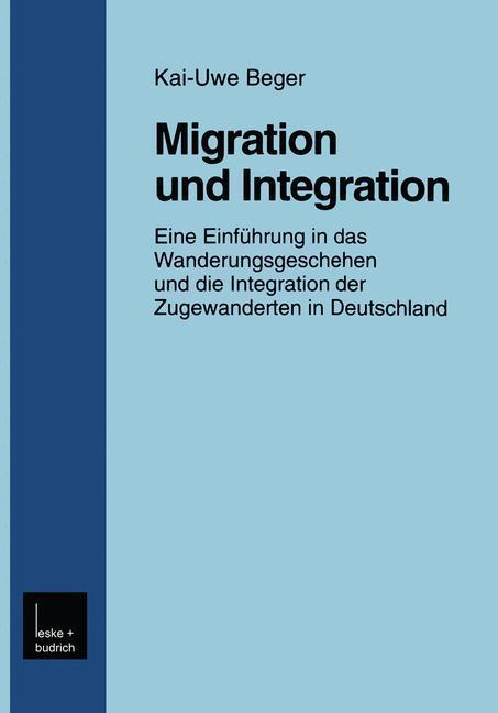 Migration und Integration als Buch (kartoniert)