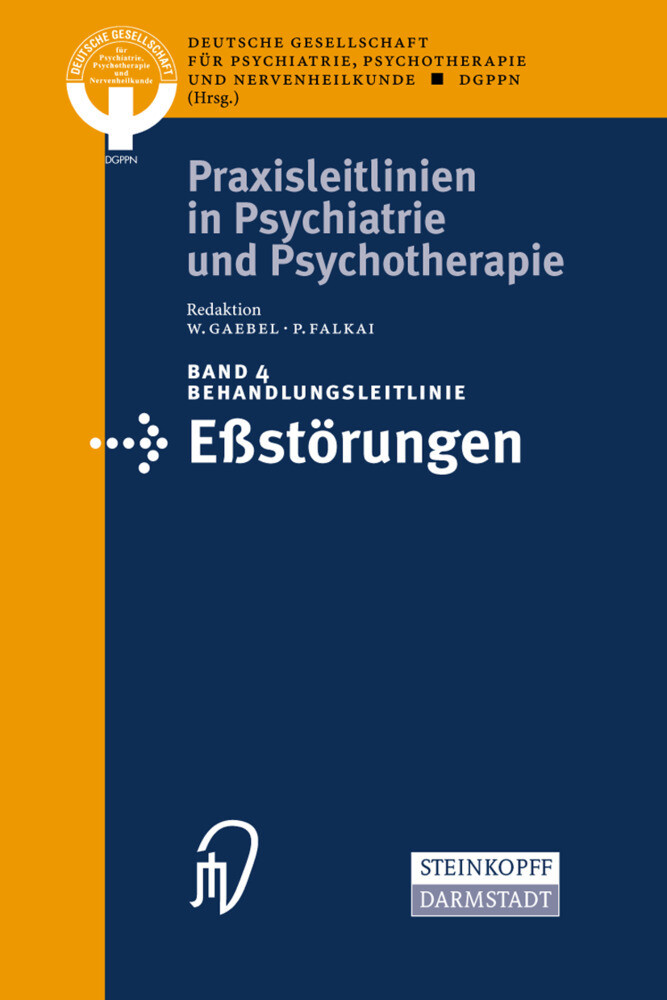 Behandlungsleitlinie Eßstörungen als Buch (kartoniert)