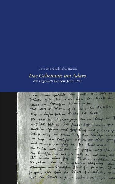 Das Geheimnis um Adaro als Buch (gebunden)
