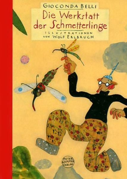 Die Werkstatt der Schmetterlinge. Sonderausgabe als Buch (gebunden)