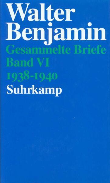 Briefe 1938-1940 als Buch (gebunden)
