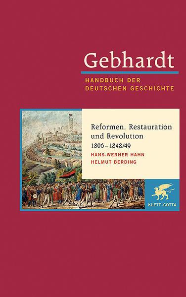 Reformen, Restauration und Revolution 1806 - 1848/49 als Buch (gebunden)