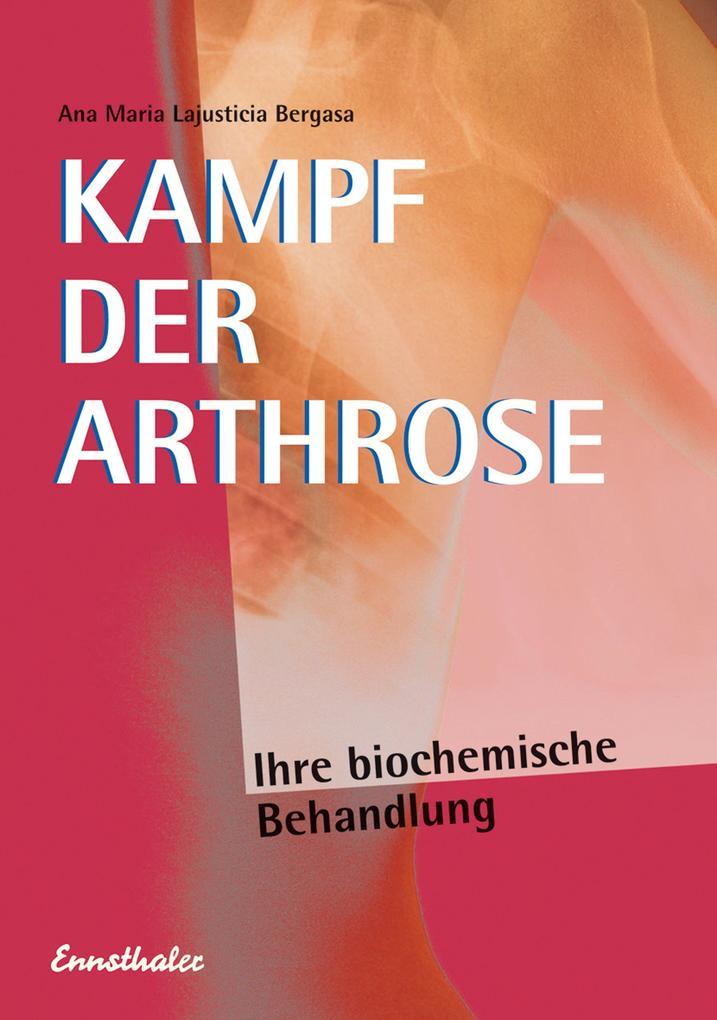 Kampf der Arthrose als Buch (kartoniert)
