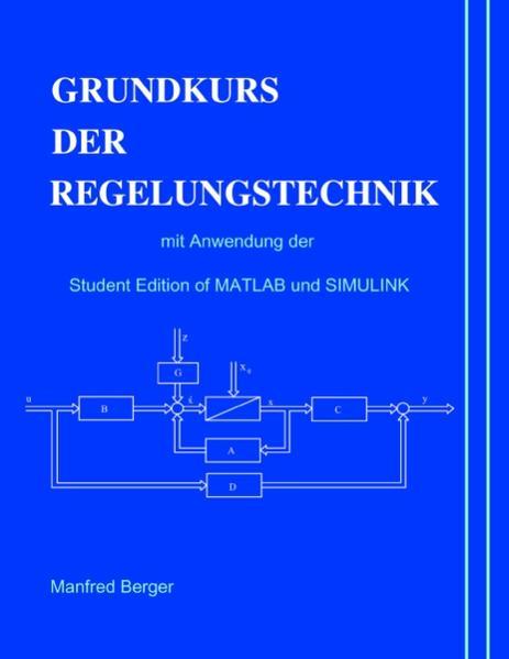 Grundkurs der Regelungstechnik als Buch (kartoniert)