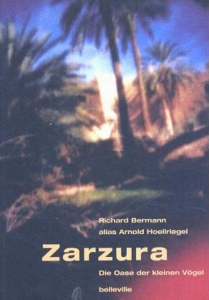 Zarzura als Buch (kartoniert)