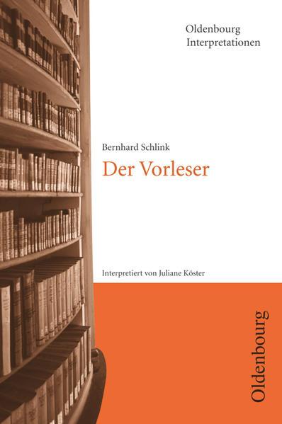 Der Vorleser. Interpretationen als Taschenbuch