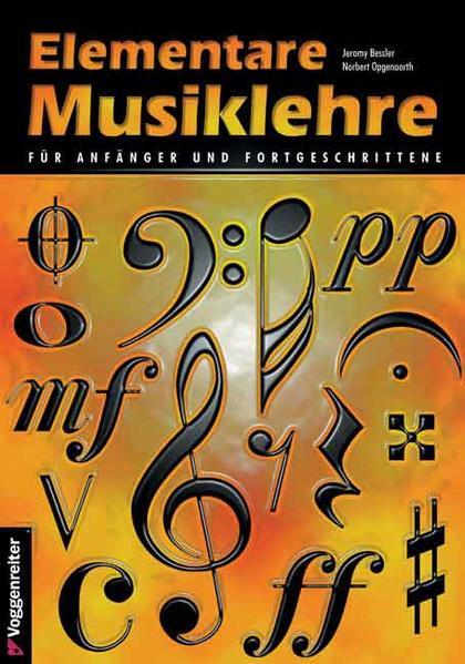 Elementare Musiklehre für Anfänger und Fortgeschrittene als Buch (kartoniert)