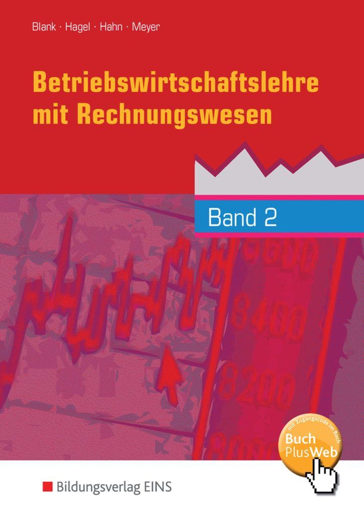 Betriebswirtschaftslehre mit Rechnungswesen 2 als Buch (kartoniert)