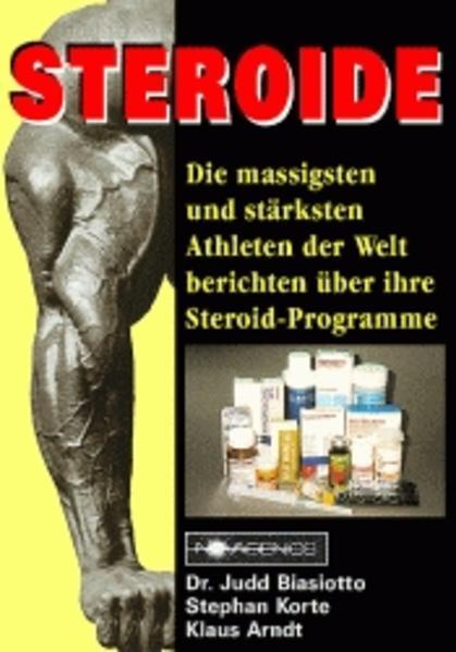 Steroide als Buch (kartoniert)