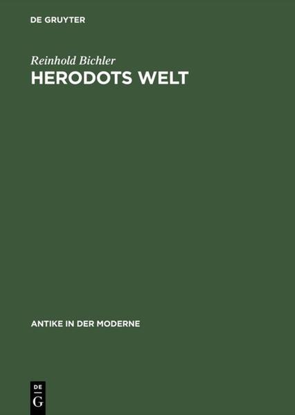 Herodots Welt als Buch (gebunden)