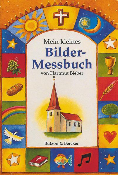 Mein kleines Bilder-Messbuch als Buch (kartoniert)
