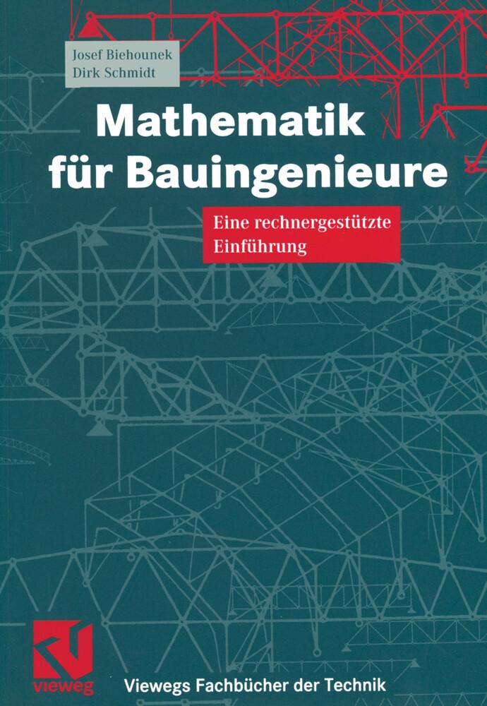Mathematik für Bauingenieure als Buch (kartoniert)