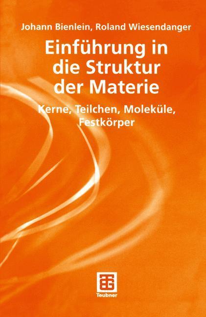 Einführung in die Struktur der Materie als Buch (kartoniert)