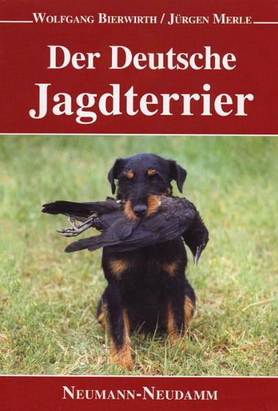 Der deutsche Jagdterrier als Buch (gebunden)