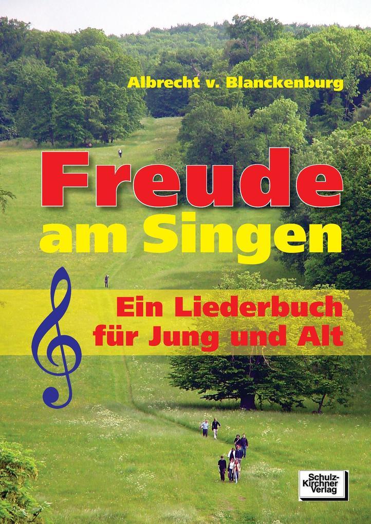Freude am Singen als Buch (kartoniert)