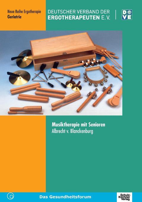 Musiktherapie mit Senioren als Buch (kartoniert)