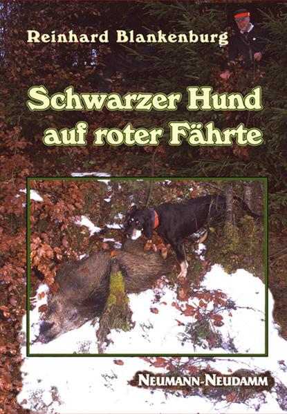 Schwarzer Hund auf roter Fährte als Buch (gebunden)