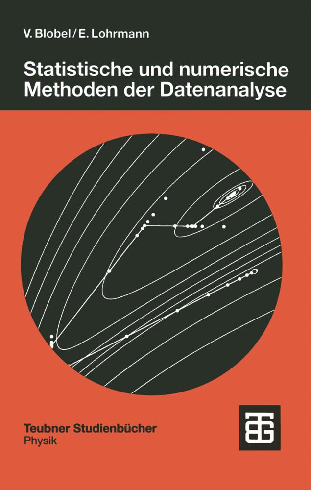 Statistische und numerische Methoden der Datenanalyse als Buch (kartoniert)