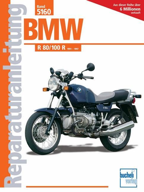 BMW R 80 R / R 100 R ab 1991 als Buch (kartoniert)